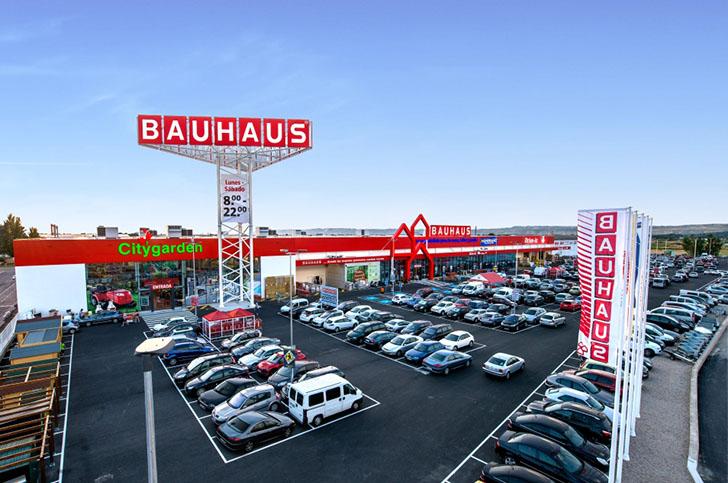 Accesorios De Baño Bauhaus: de gran volumen y al que podrás acceder en tu propio coche Cómodo