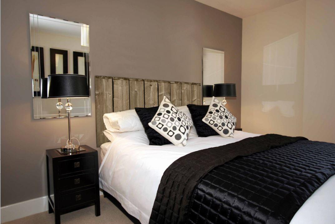 Cabeceros hechos con vinilos decorativos for Vinilo cabecero cama