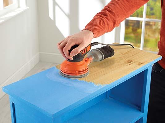 Una lijadora rotorbital para todo tipo de trabajos - Lijadora para madera ...