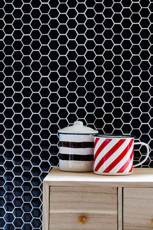 Crea y decora con mosaico de vidrio hisbalit