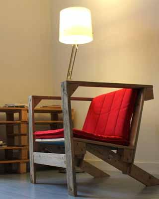 Muebles con palets c mo construirlos for Construccion de muebles de jardin con palet