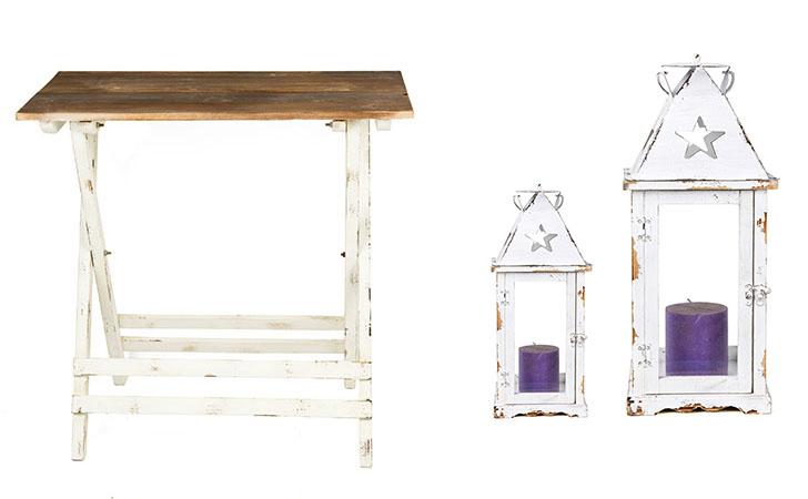La belleza de los muebles decapados en blanco - Muebles decapados ...