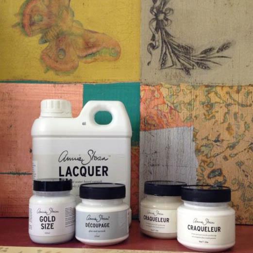 Productos innovadores para diy - Barniz para chalk paint ...