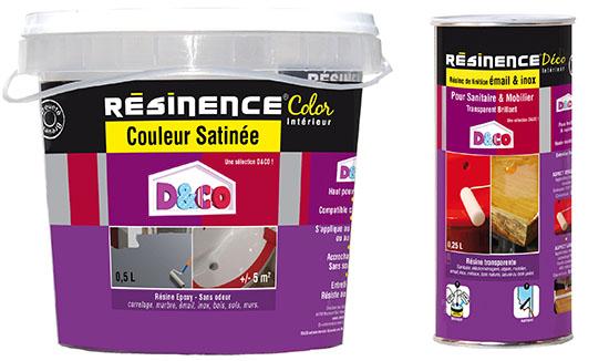 Renueva tus muebles de cocina con pintura for Peinture resinence color
