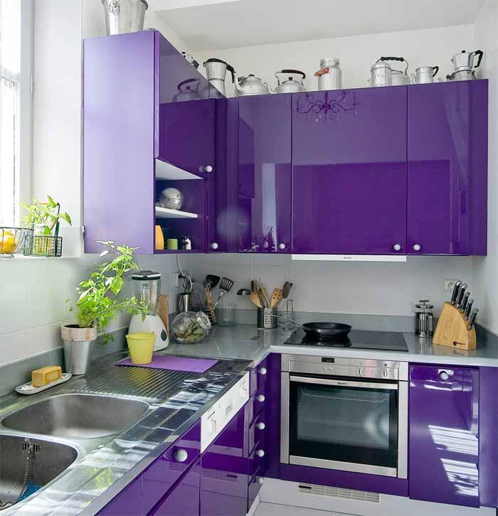 Renueva tus muebles de cocina con pintura