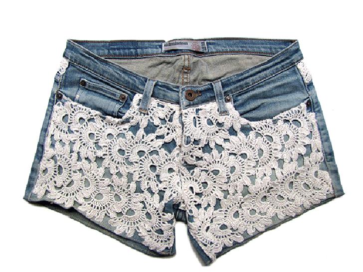 ... crochet para tu ropa . Este es un trabajo de la bloguera Marta Porcel
